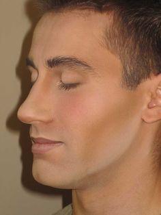 villian male Makeup | Character: Acrobat_Male ©Cirque du Soleil Makeup Design: Nathalie ...