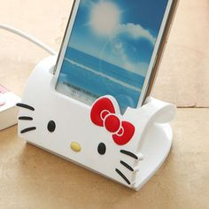 Hello Kitty smartphone stand