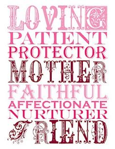 {Printables} Mother's Day Happy Mother's Day Amy! Mothers Day Quotes, Mothers Day Crafts, Mothers Love, Happy Mothers Day, Mothers Day Images, Project Life, Mother's Day Printables, Easter Printables, Printable Crafts