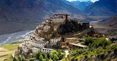 Spiti Valley Motorcycle Tour  - Custom made Private Guided India Tour Packages - Quality and Value for Money Holidays in India by Indus Trips - http://www.industrips.com/spiti-valley-motorcycle-tour/ Spiti Valley, India Tour, India Travel, Tour Guide, Custom Made, Travel Guide