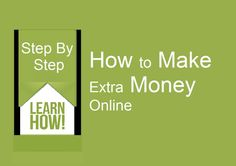 Hi, In this video I will share with you my secret on making money online, and my story how i get started and finally make money online.