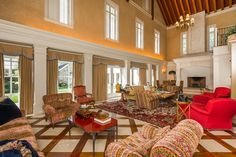 Tour a Maryland Manor, Now on the Market