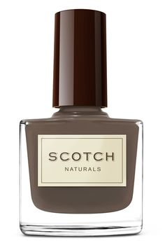 SCOTCH NATURALS: non-toxic + eco friendly -  contains no toluene, dibutyl phithalate, formaldehyde, acetone or heavy metals - water based, vegan, cruelty-free, hypoallergenic, biodegradable, paraben free, gluten free - only the good stuff!