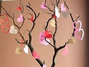47 Stylish Valentine Tree Decoration Ideas - A strand of peals. a ruby ring. a stunning watch. All these have to do with Valentine's Day happiness and gifts of love for your special Valenti. Valentine Tree, Saint Valentine, Valentine Day Crafts, Valentine Poster, Valentine Ideas, Valentinstag Party, Diy Valentine's Day Decorations, Valentines Day Decorations, Decoration St Valentin