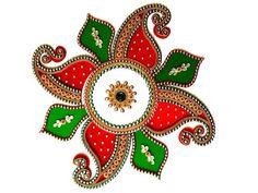 Wedding Kundan Rangoli, Diwali Rangoli, Kundan Rangoli, Indian Rangoli, Hindu floor art, Home decor, Wedding decor, Kolam, Mandala
