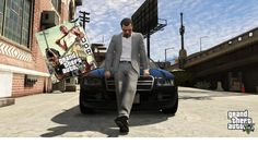 Grand Theft Auto V is a 2013 open world action-adventure video game developed by Rockstar North and published by Rockstar Games!You can get this game for a amazing price with additional CashBack!Ask for more informations...