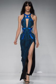 Atelier Versace Spring 2016 Couture Fashion Show Collection
