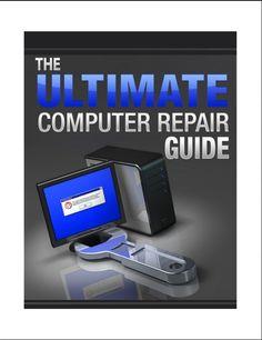 The ultimate computer repair guide Computer Repair, Phone, Tech, Cheat Sheets, Tecnologia, Telephone, Mobile Phones, Technology
