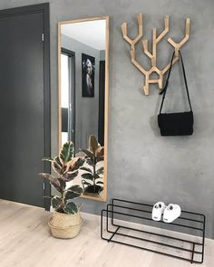 Make Your Rooms Pop With These Quick Best Interior Design Tips - Best Home Decor Tips Scandinavian Style Home, Scandinavian Interior Design, Best Interior Design, Home Design, Monochrome Interior, Home Decor Kitchen, Home Decor Bedroom, Living Room Interior, Diy Bedroom
