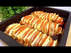 Ricetta di petto di pollo Semplice e Deliziosa # 42 - YouTube Main Dishes, Ethnic Recipes, Food, Rice Ball, Chicken, Carrot Cake, Cook, Electric Griddle Pan, Juices