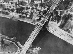 pont d'Arnhem septembre 1944 Ligne Siegfried, Siegfried Line, Holland, Operation Market Garden, History Magazine, Paratrooper, King Kong, Second World, Military History