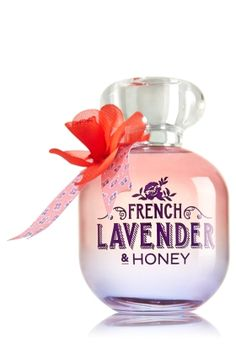 Bath and Body Works French Lavender & Honey perfume