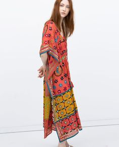 ZARA - NEW THIS WEEK - HAND-EMBROIDERED TUNIC