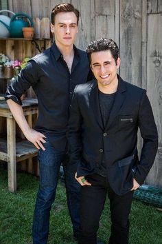 Erich and John / Jersey Boys