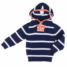 egg, boy, hoodie, fisherman hoodie, sweater, sweaterknit, p5ck3630, navy, stripe