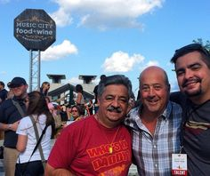 What We Learned at the Music City Food + Wine Festival by the incomparable Andrew Zimmern...