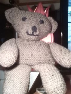 Pudsey Bear Knitting Pattern : 1000+ images about beer on Pinterest Haken, Bears and Knits