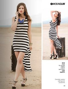 catalogo de ropa de moda primavera-verano 2014 moda club.