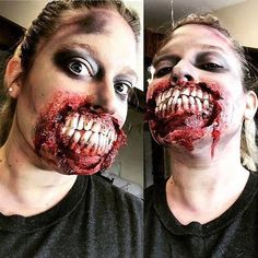 Our special-effects class is booking for September 26th. Join us for a spooky good time and learn all the latest tips and tricks in Gore and special-effects makeup. Five consecutive weeks from 5:30 PM to 7 PM. Join us if you dare pre-registration is required $150 for all 5 weeks or $45 per class for drop ins. Email Shary at makeupbyss@gmail.com or 203-520-0310 http://ift.tt/1qkpLf1