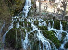 Cascada Orbaneja del Castillo Burgos