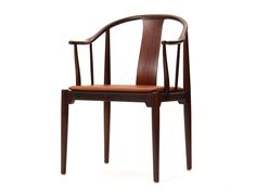 Rosewood Chinese Chairs by Hans J. Wegner image 4