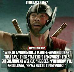 Thats funny. #thor #thorragnarok #hulk #marvel