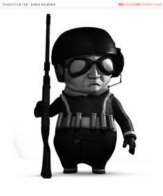 Swat Police, Shortfilm, Maya, Deadpool, Batman, Sketches, Animation, 3d, Superhero