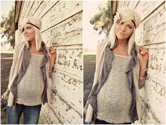 Great maternity style