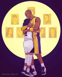 Pin by Milana on Basketball in 2020 (With images) Kobe