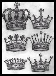 Bildergebnis für crown princess tattoo
