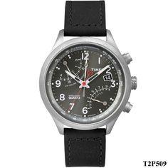 Timex Intelligent Quartz Fly Back Chronographs