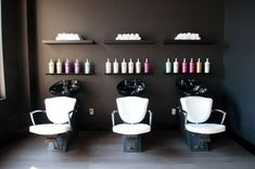 and beauty salon interior design nail salon interior design interior design book 2013 pdf interior design photos interior design for small spaces interior design photos nail salon interior design salon interior design Hair Salon Interior, Salon Interior Design, Home Salon, Salon Shampoo Area, Salon Stations, Beauty Salon Decor, Beauty Salons, Salon Furniture, Kid Furniture