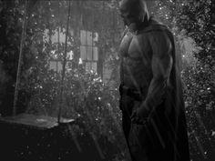 10. 蝙蝠俠,振作點啊!失戀了也別這樣。