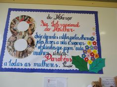 mural dia internacional da mulher - Pesquisa Google