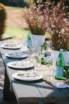 Romantic French Garden Wedding Photo shoot   Your Day   Pinterest ...