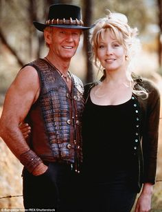 Linda Kozlowski has made a rare appearance in LA on Monday. The ex-wife of Paul Hogan showed off her makeup-free complexion as she ran errands. Linda Kozlowski, Crocodile Dundee, Comedy Tv, Ex Wives, On Set, Alter, Falling In Love, Bing Images, Movie Tv