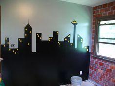 Super Hero Room
