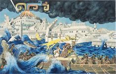Atlantis is antartica and the secret of greenwich coloring atlantis the egyptian and greek connections real pictures interpretations humans are free sciox Gallery