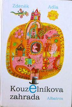 Book of KOUZELNIKOVA ZAHRADA/Josef Palecek/1976