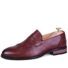 Low Top Pour Homme Mocassins à lacets chaussures MOCASSIN GOMMINO Respirant bout carré Summer