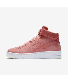 7d85b64b9d02 Nike Air Force 1 Ultra Flyknit Bright Melon White Bright Mango Women s Shoe  Nike