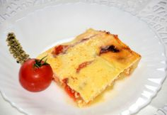 Breslo :: Breslog — Gratin de dovlecei cu rosii si mozzarella – Reteta