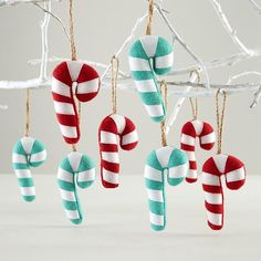 Lisa Congdon Ornaments (Set of 12) in Holiday Décor | The Land of Nod