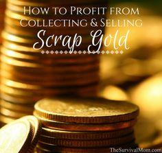 scrap gold FB size