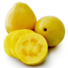 A Goiaba de Polpa Amarela é uma variedade de origem desconhecida. Seu frutos possuem a casca grossa, com poucas sementes e sabor doce-acidulado, chegando a pesar cerca de 200g.
