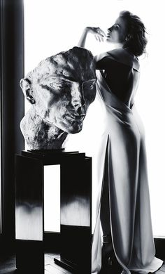 Jessica Chastain - Madame Figaro by James White, May 2013