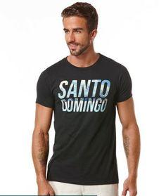 Short Sleeve Santo Domingo Crew shirt from Cubavera.  Get your rebate from RebateBlast.