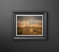 Texas Windmill Water Tower Photo Monahans by SusanGottbergPhotos