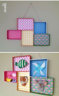 How to Recycle Pizza Boxes for DIY Eco Friendly Accessories and Kids Toys Wie man Pizzakartons für DIY umweltfreundliche Accessoires und Kinderspielzeug recycelt Diy Para A Casa, Diy Casa, Pizza Box Crafts, Diy Home Crafts, Crafts For Kids, Bedroom Crafts, Diy Bedroom, Carton Diy, Diy Karton