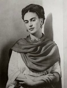 Nickolas Murray, Frida Kahlo, 1939, collection Amedeo M. Turello